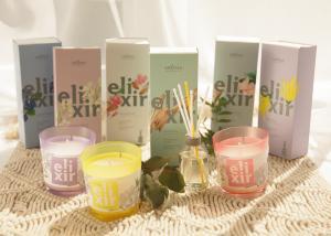 Линия ELIXIR, аромадиффузоры и ароматические свечи