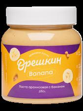 Арахисовая паста с бананом