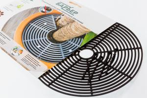 защитная сетка для горшечных растений от животных и детей (2шт) диаметром от 4 до 32 см.