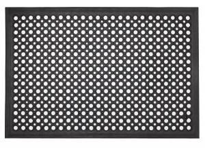 Состав: 100% резина  Страна производства: Индия  Толщина: 12 мм, 16 мм, 22 мм. Размер: 40*60 см, 45*75 см (п/к),  50*80 см,50*100 см, 80*120 см, 100*150 см.  Цвет: черный