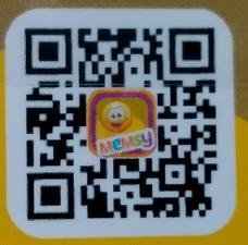 QR код ля скачивания приложения