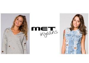 Одежда для женщин сток оптом - MET