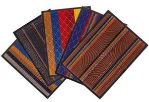 Состав: 100% полипропилен на резиновойоснове.  Страна производства:Китай. Толщина: 8 мм.  Вес (м2)-2.2 кг. Размер: 40*60см, 45*75см, 50*80см, 60*90см,80*120см.  Дизайн: в ассортименте. Цвет: бордовый, радуга, светло-коричневый, темнокоричневый, синий, серый,светло-серый.