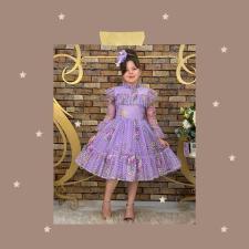 Стильные платья для принцесс к празднику