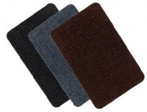 Состав: 100% полиэстер на ПВХ основе.  Страна производства: Китай  Высота ворса -7 мм.  Толщина подложки – 1,15мм.  Вес ворса (м2)-0.45 кг/м2. Вес (м2)-2,45 кг. Размер: 40*60 см, 50*80 см, 60*90 см.  Цвета: коричневый, серый, черный.