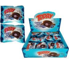 Кексы TODAY DOUBLE CHOCO AND CREAM